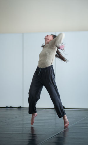 New Butoh School Amalia Franco