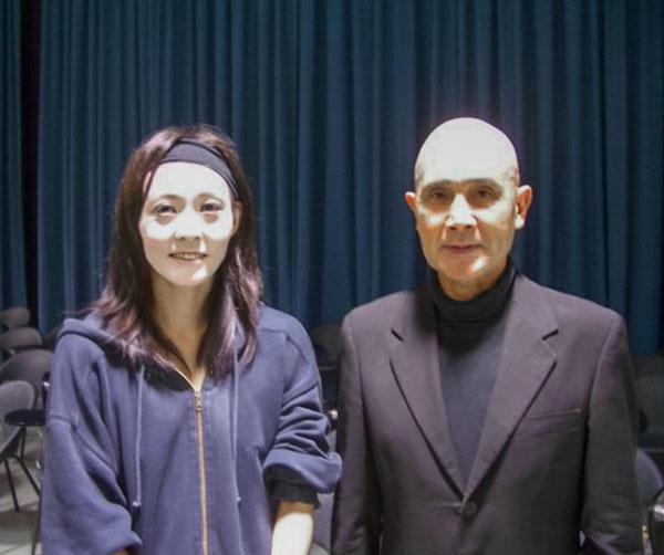 Sayoko Onishi Yoshito Ohno